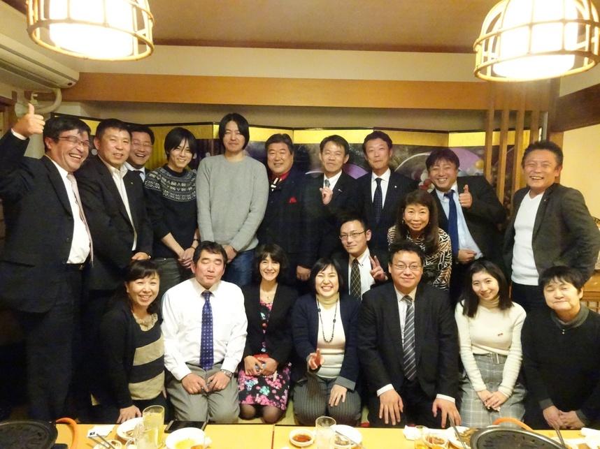 JAPAN O.K. ロータリーEクラブ2017忘年会@福岡