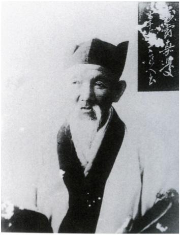 図-11  田能村直入肖像